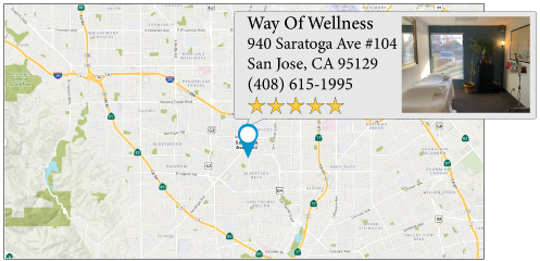 Way of Wellness on google maps
